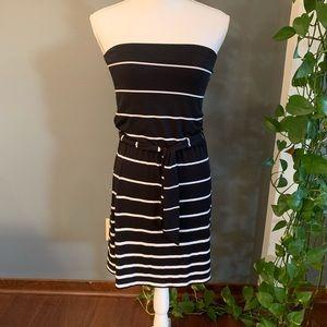 White House Black Market Strapless Dress~Size XXS